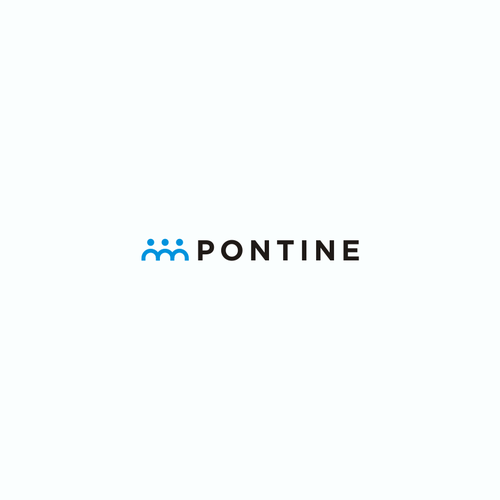 We Need A Logo For Our New Company Pontine Connecting People