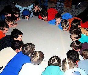 Gruppenspiele jugendgruppen kennenlernen