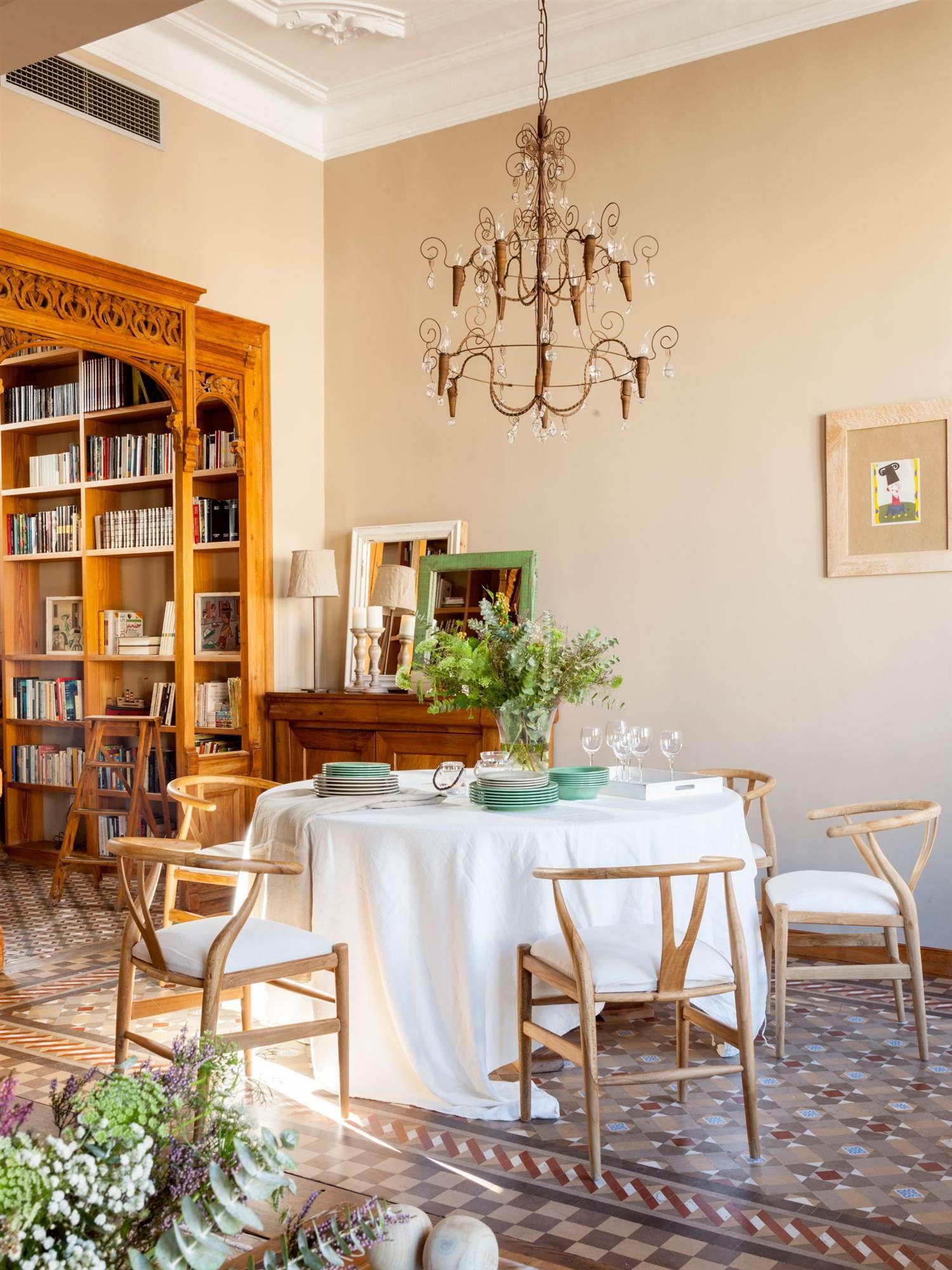 Para estilos clásicos | TABLE SETTING | Comedores clasicos ...