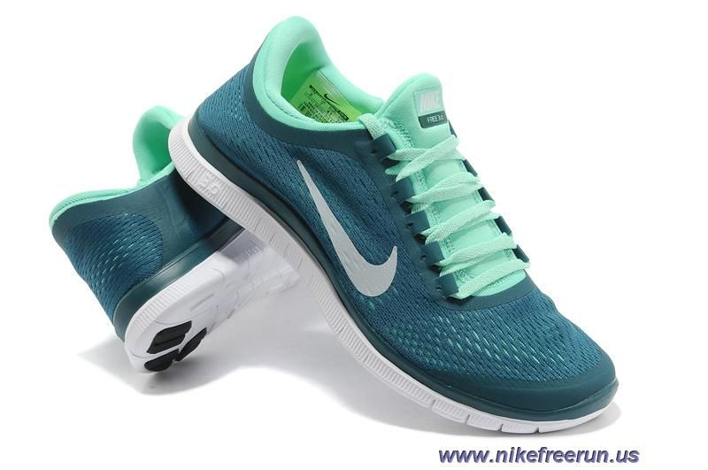 wholesale dealer f5b56 5c085 Cheap Mens Nike Free 3.0 V5 Tropical Teal Arctic Green White Shoes