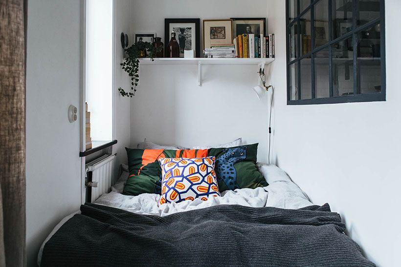 Compact living: Ett perfekt första boende på Södermalm - Roomly.se ...