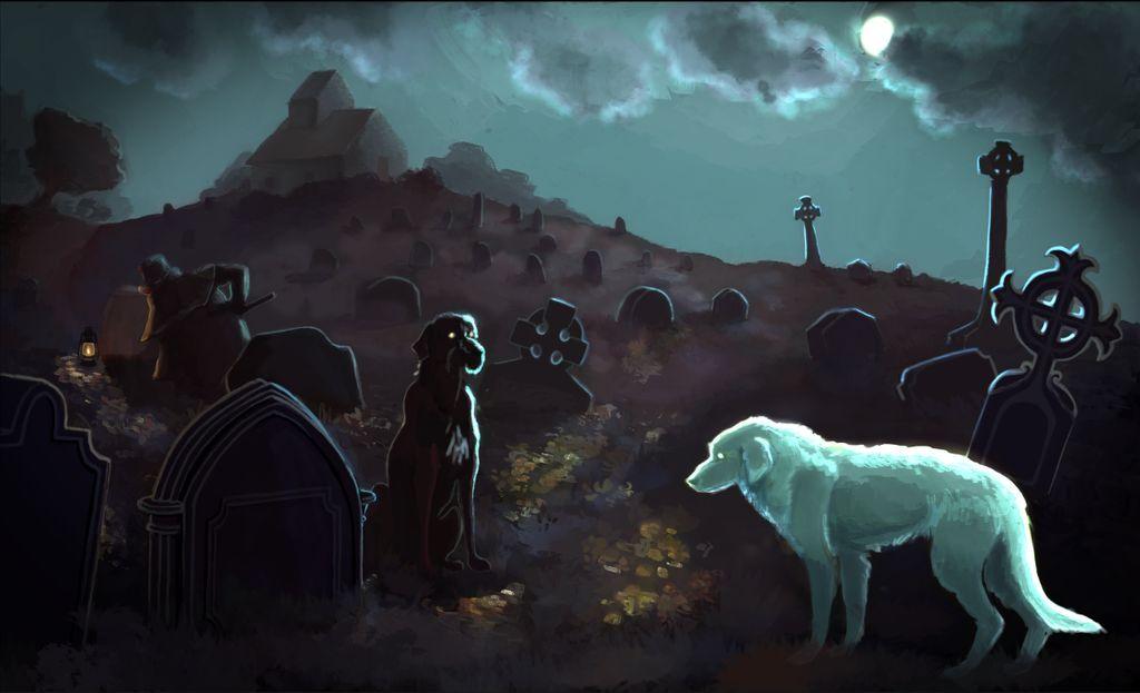A Night In The Lonesome October By Cyankelpi On Deviantart Art Gallery Online Art Gallery Deviantart