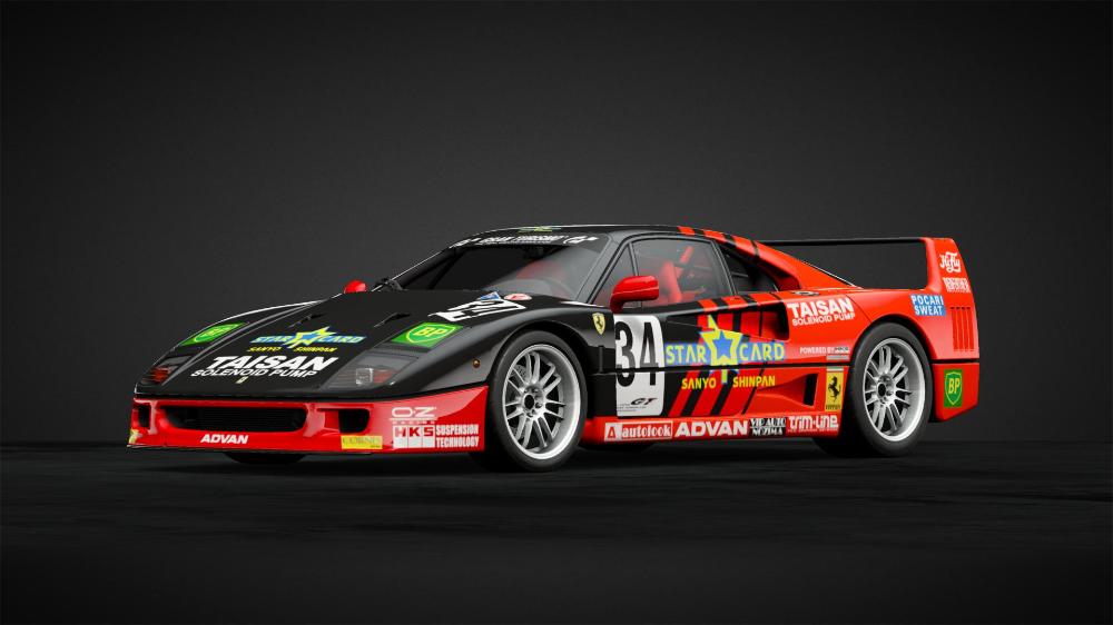 Ferrari F40 Tuning Busqueda De Google New Suv Cars Organization Car Decorations Diy