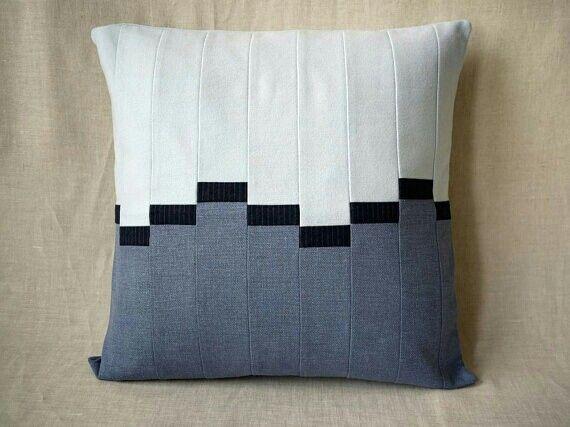 Bargello kussen pillows quilts en quilted pillow