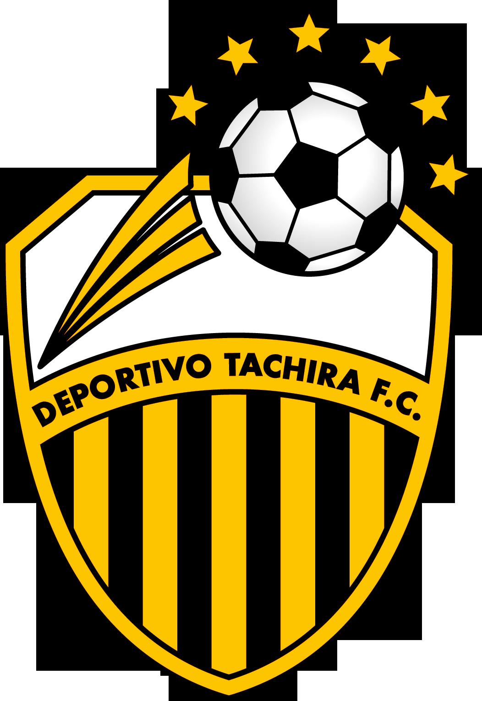 Deportivo Táchira Escudos Soccer logo, Soccer ball, Soccer