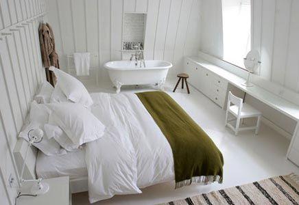 bad in slaapkamer3 Badewanne im Schlafzimmer | Bath room & sleeping ...
