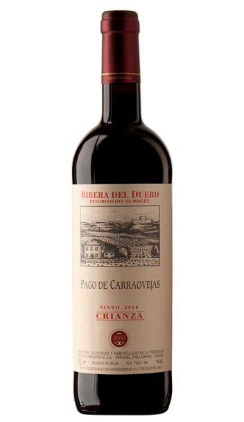 Pago De Carraovejas Crianza 2005 Vinos Y Quesos Mejores Vinos