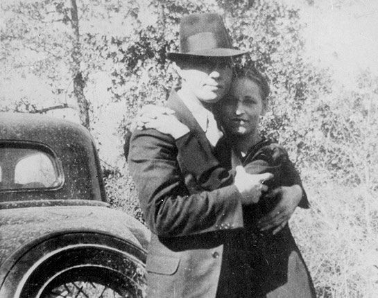 Today In History Bonnie And Clyde Killed By Police 1934 With