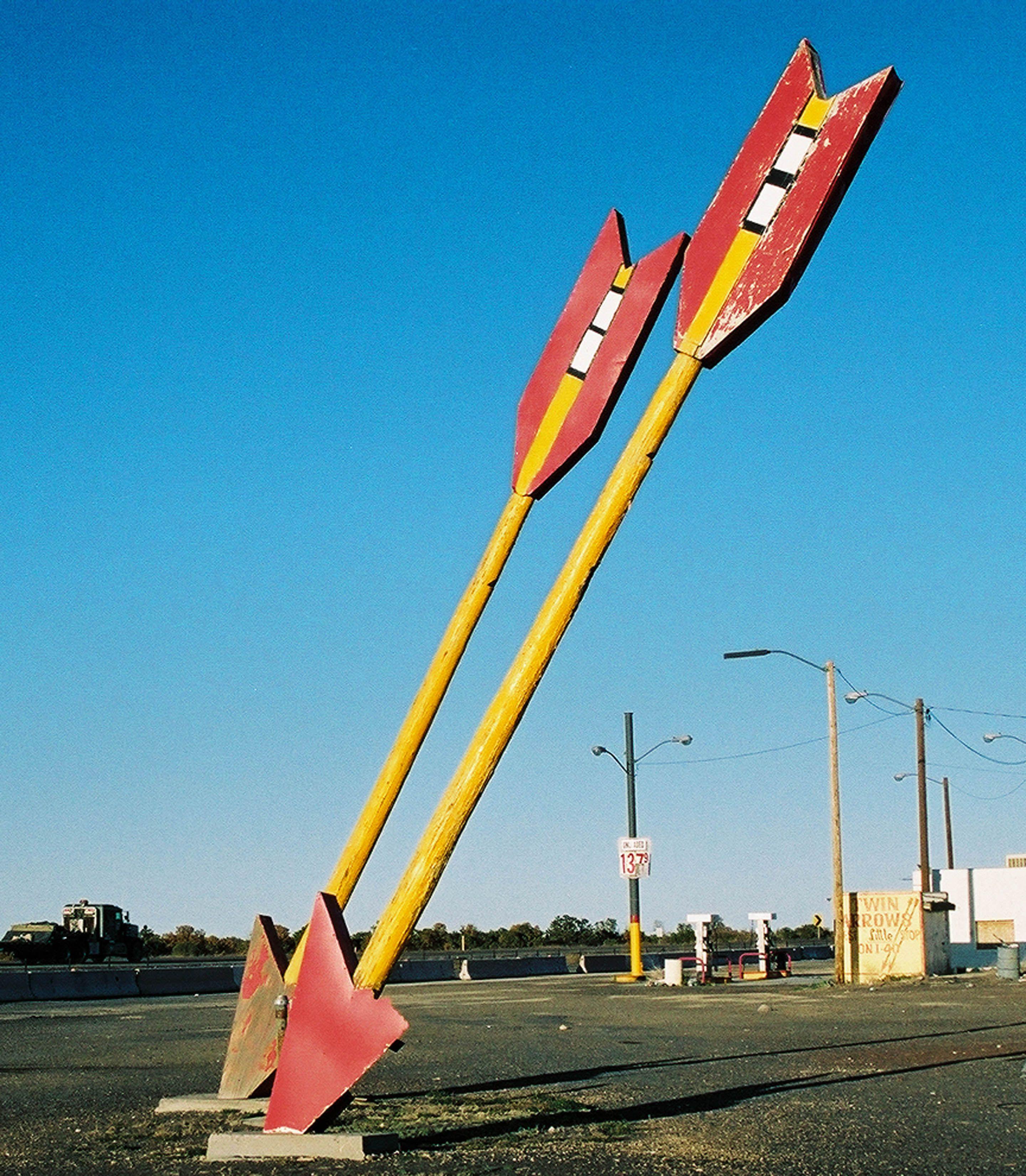 route 66 arrows - Google Search