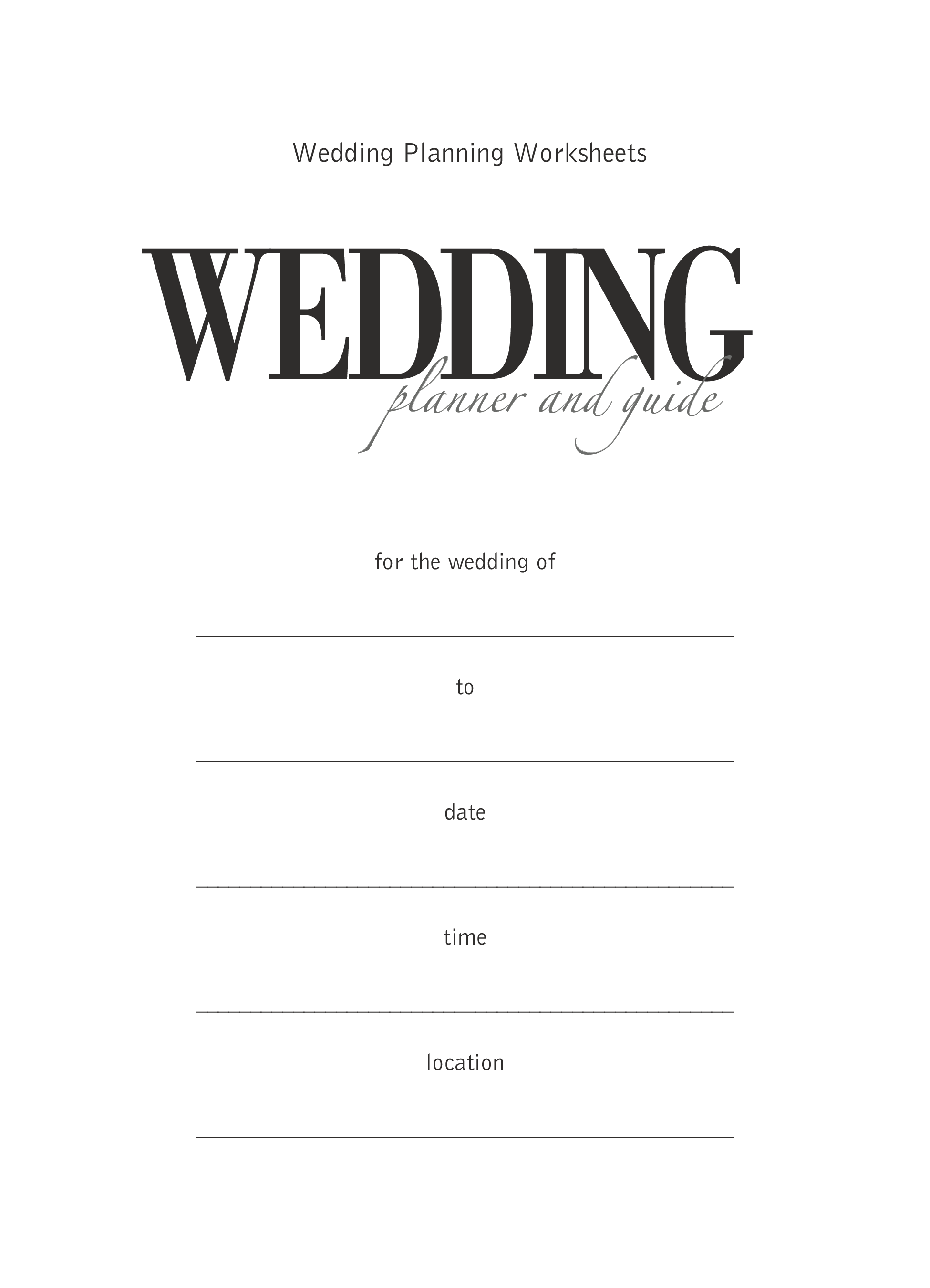 wedding day planner how to create a wedding day planner download