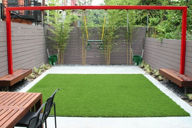 image result for small child friendly small garden ideas - Garden Design Child Friendly