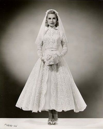 Leonard darencourt wedding dress