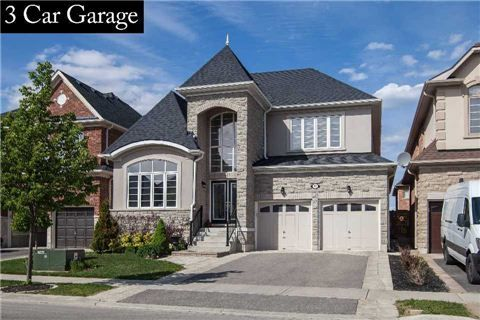 stunning house built on top of garage. House Detached Homes for sale in  Brampton 5 Yrs New Stunning Cachet