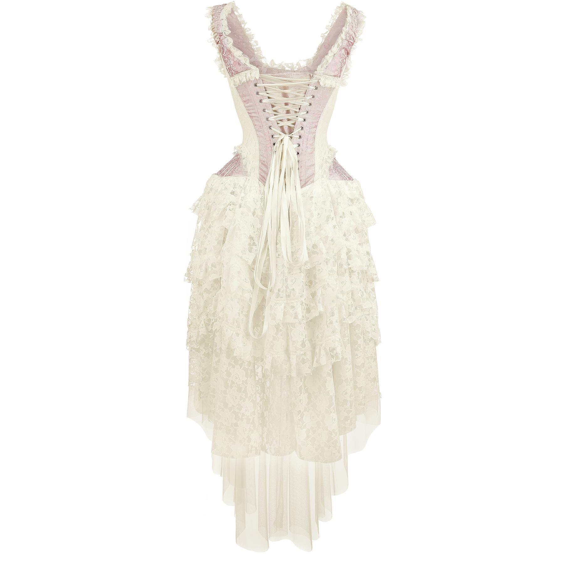 Ophelie Dress - Pitkä mekko - Burleska