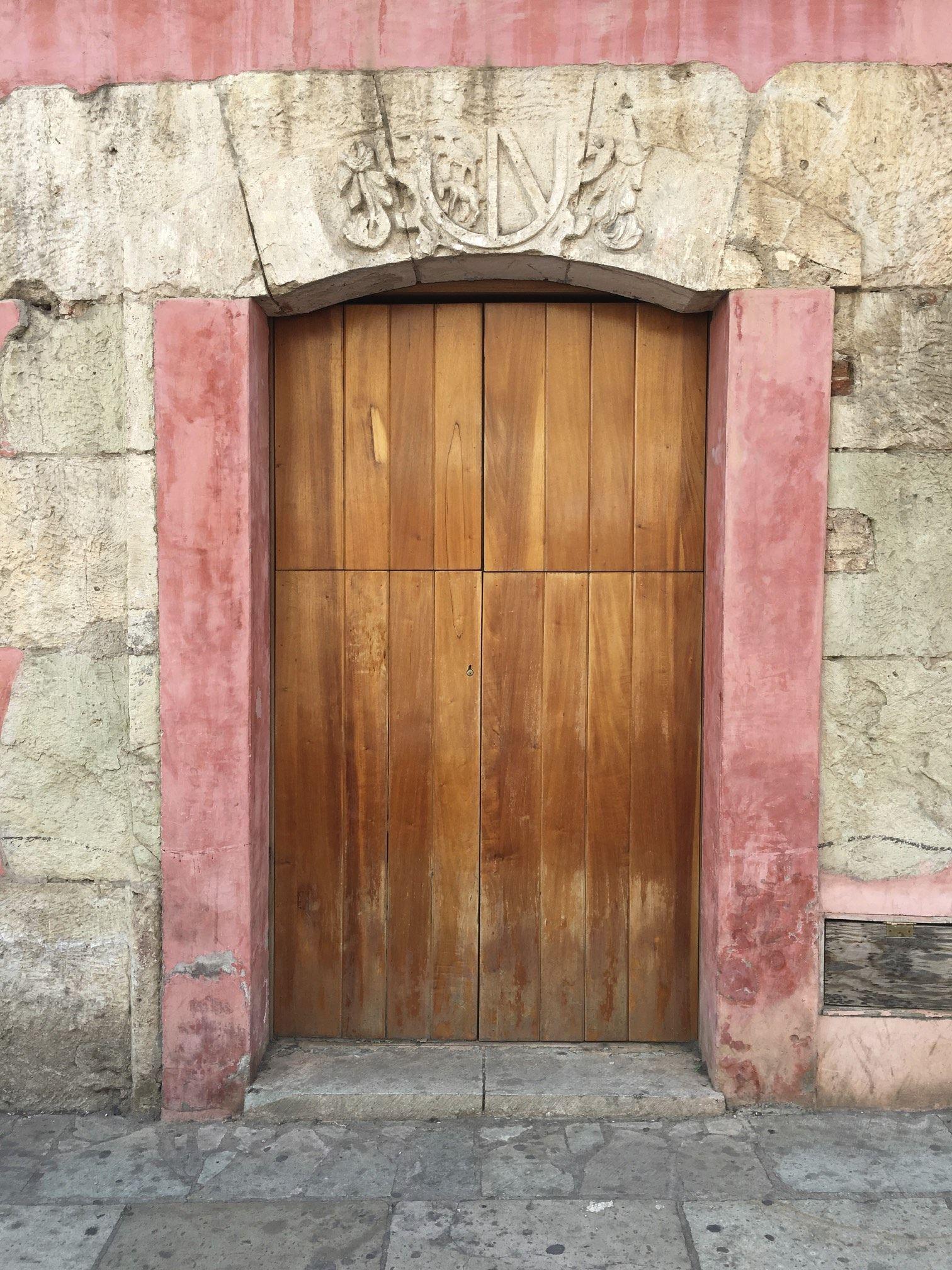 inspired #travel doors