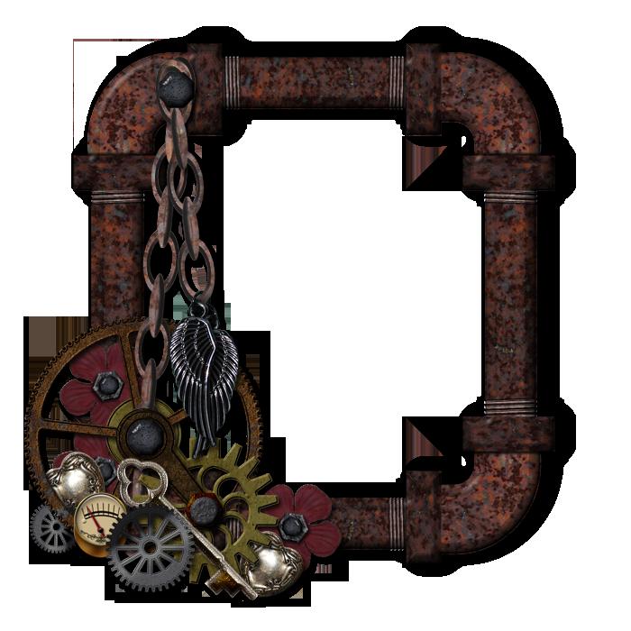 Steampunk picture frame | Steam Punk | Pinterest | Steampunk, Frame ...