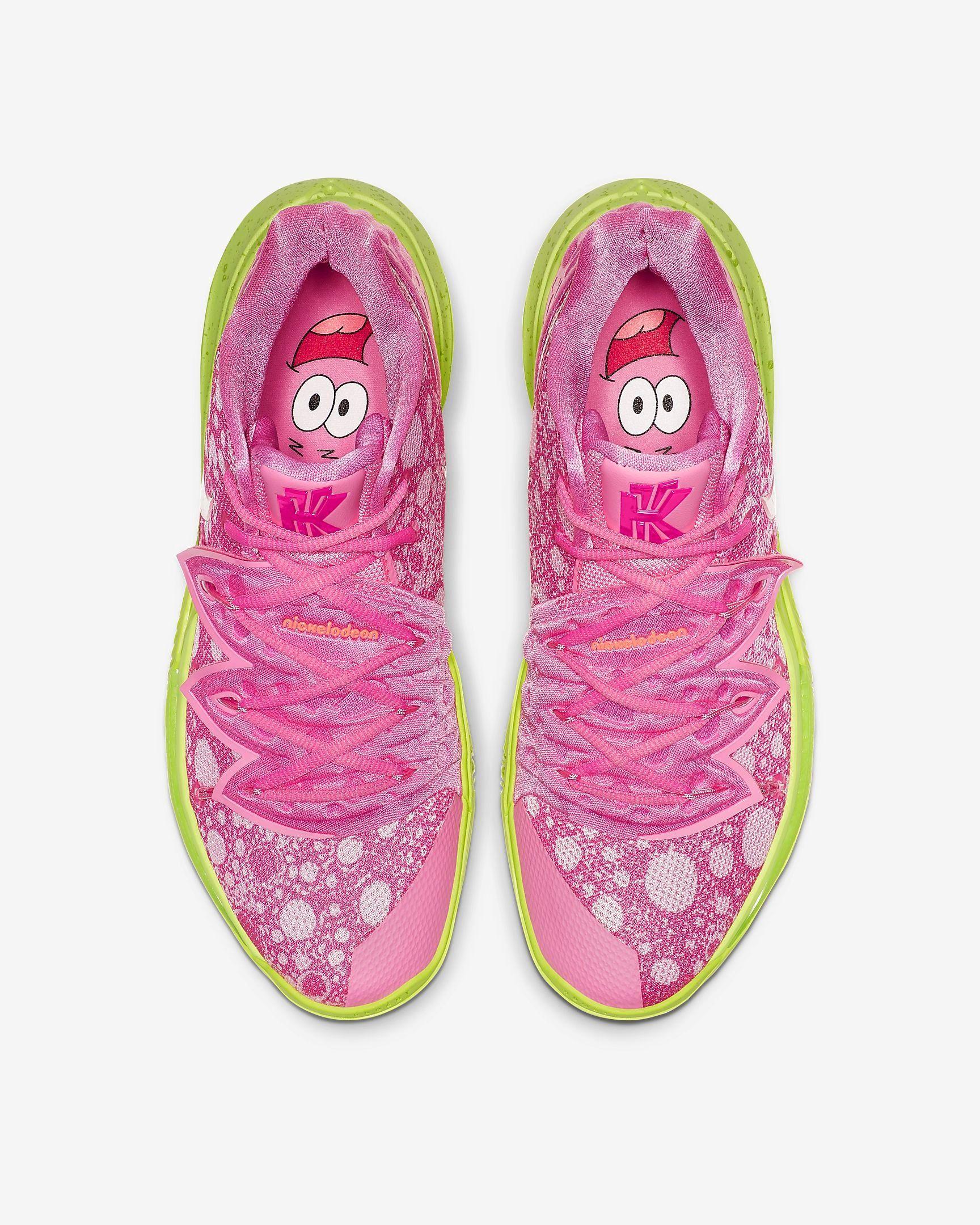 Nike Kyrie 5 Patrick Star | Nike kyrie