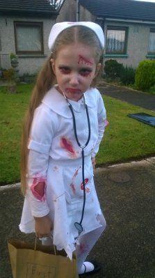 935e864dace4d Fantastic zombie nurse costume for girls! | Halloween Costumes ...