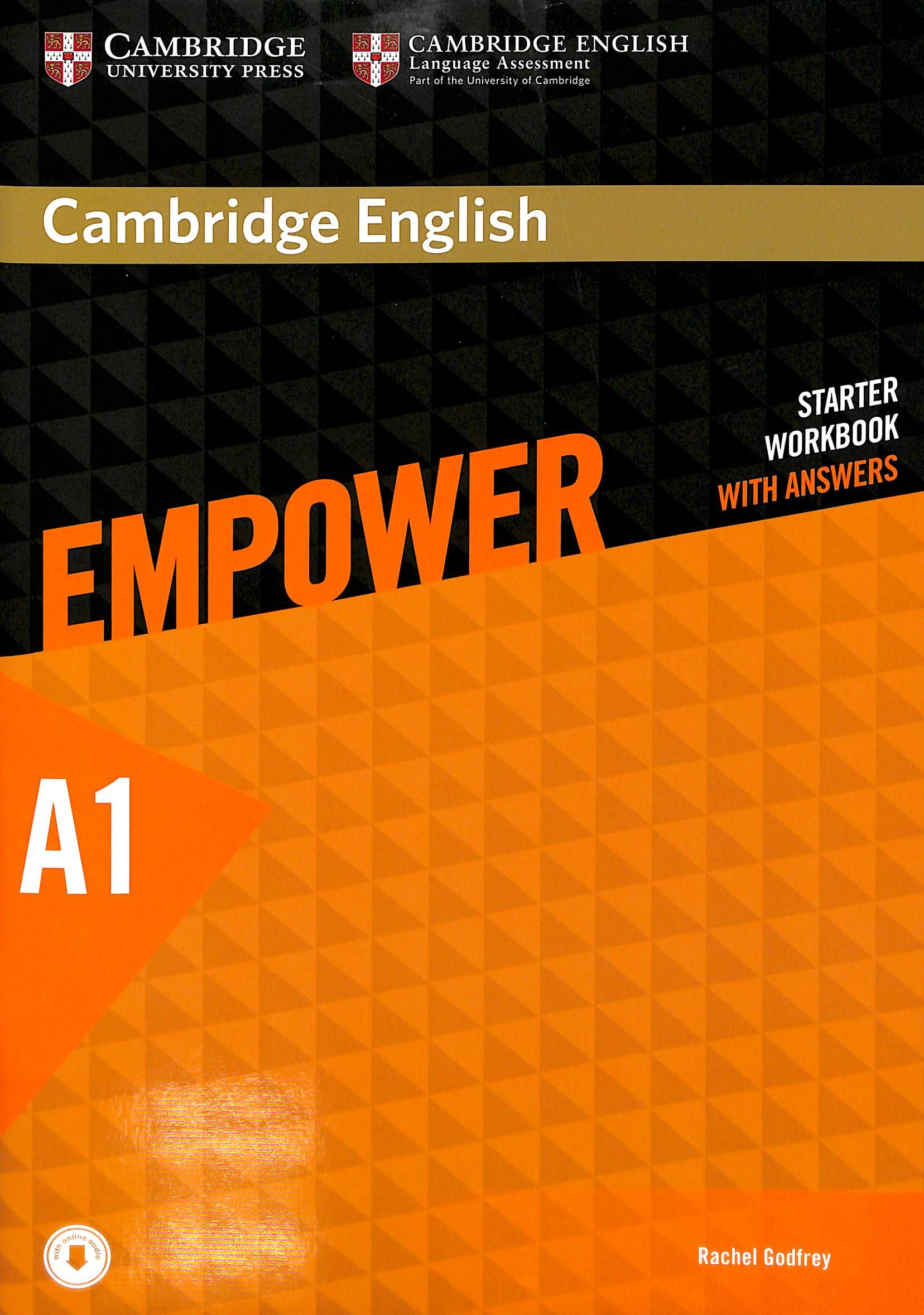 Cambridge English Empower A1 Starter Workbook With Answers Rachel Godfrey