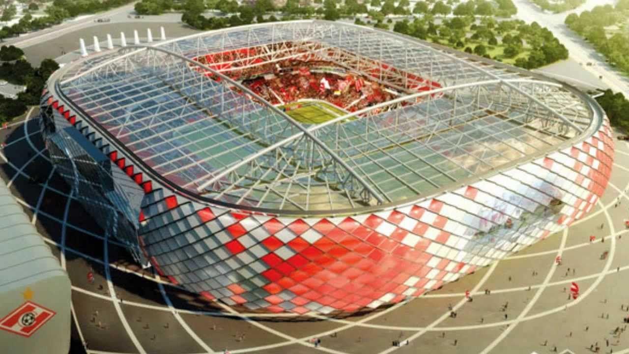 World Cup 2018 Stadiums Wiki
