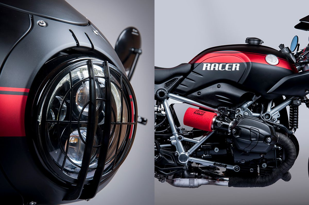 Red Line Tank Machine Bmw R9t Custom Parts Pinterest The Top Of Bikes Return Cafe Racers