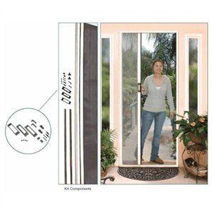 Retractable Screen Door Kit Retractable Screen Retractable