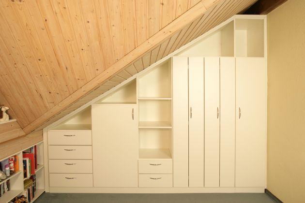Bilder: Schränke mit Schräge | schrankplaner.de | Wohngestaltung ...