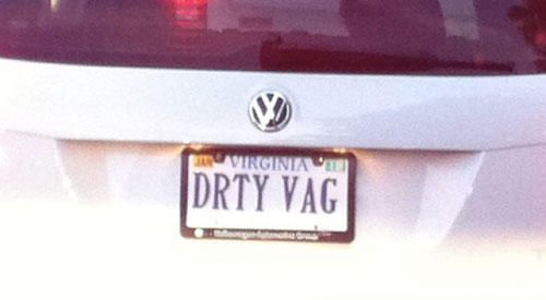 24 Awkwardly Awesome License Plates (part 2)   Seriously, For Real?Seriously, For Real?