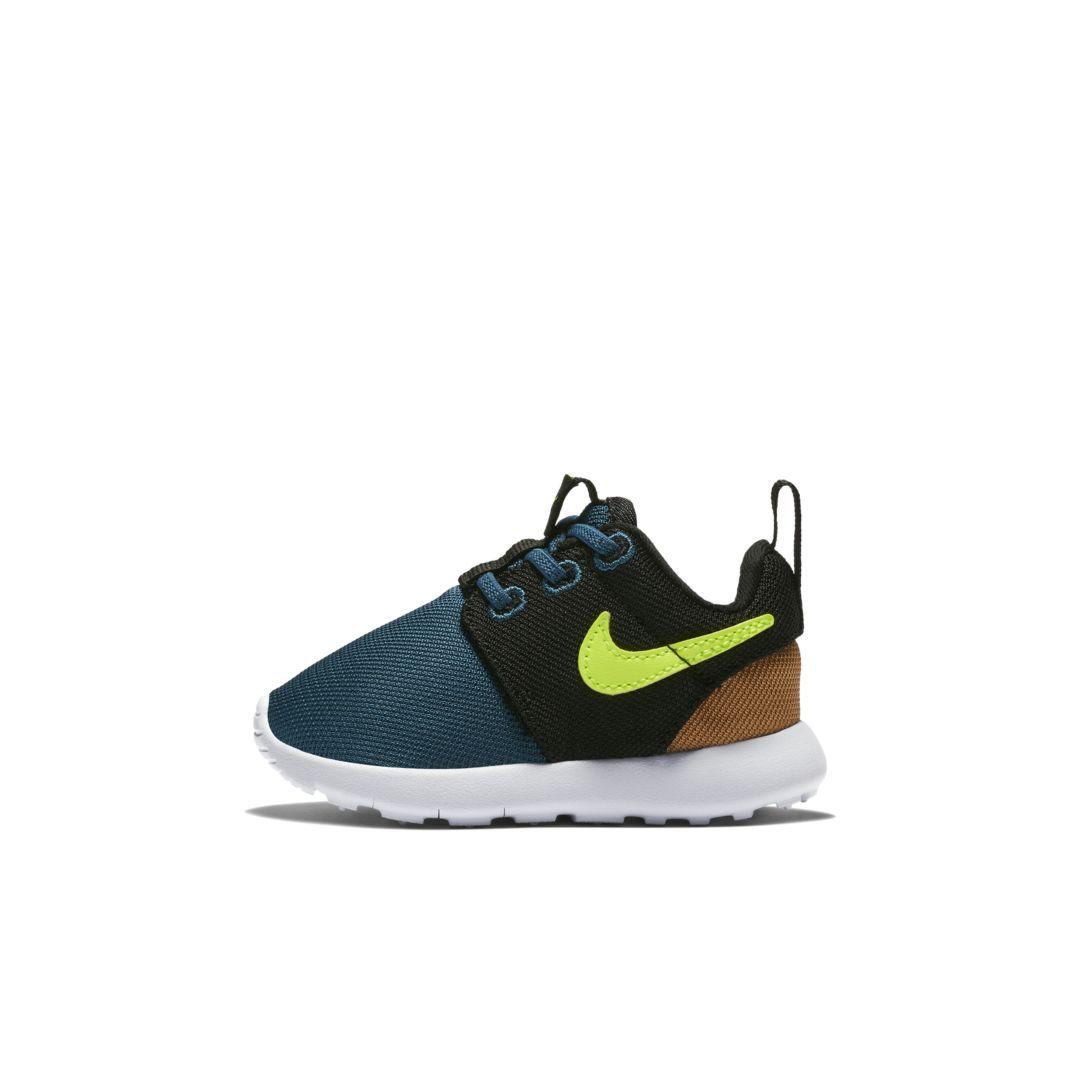 bc54aa4892298 Nike Roshe One Infant Toddler Shoe Size 10C (Blue Force)