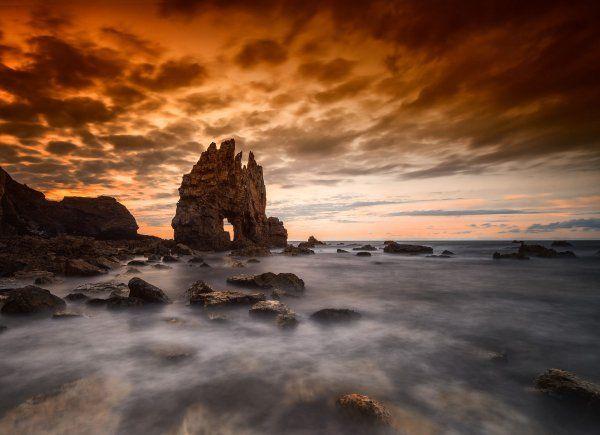 Playa de Portizuelo, Asturias #photography