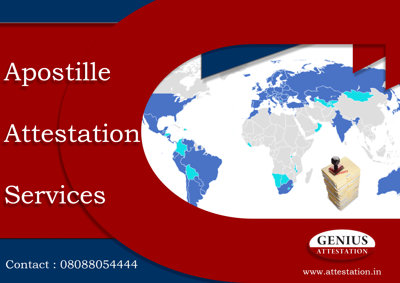 Apostille Attestation Attestation Is The Process Of Making The