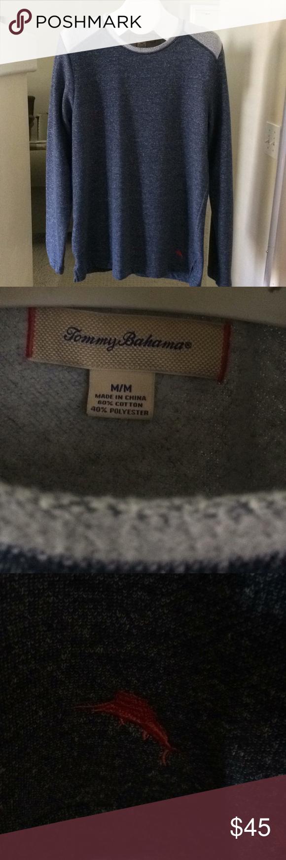 Spotted While Shopping On Poshmark Tommy Bahama Men S Sweatshirt Size Medium Poshmark Fashion Shopping Style Clothes Design Fashion Tommy Bahama Shirts [ 1740 x 580 Pixel ]