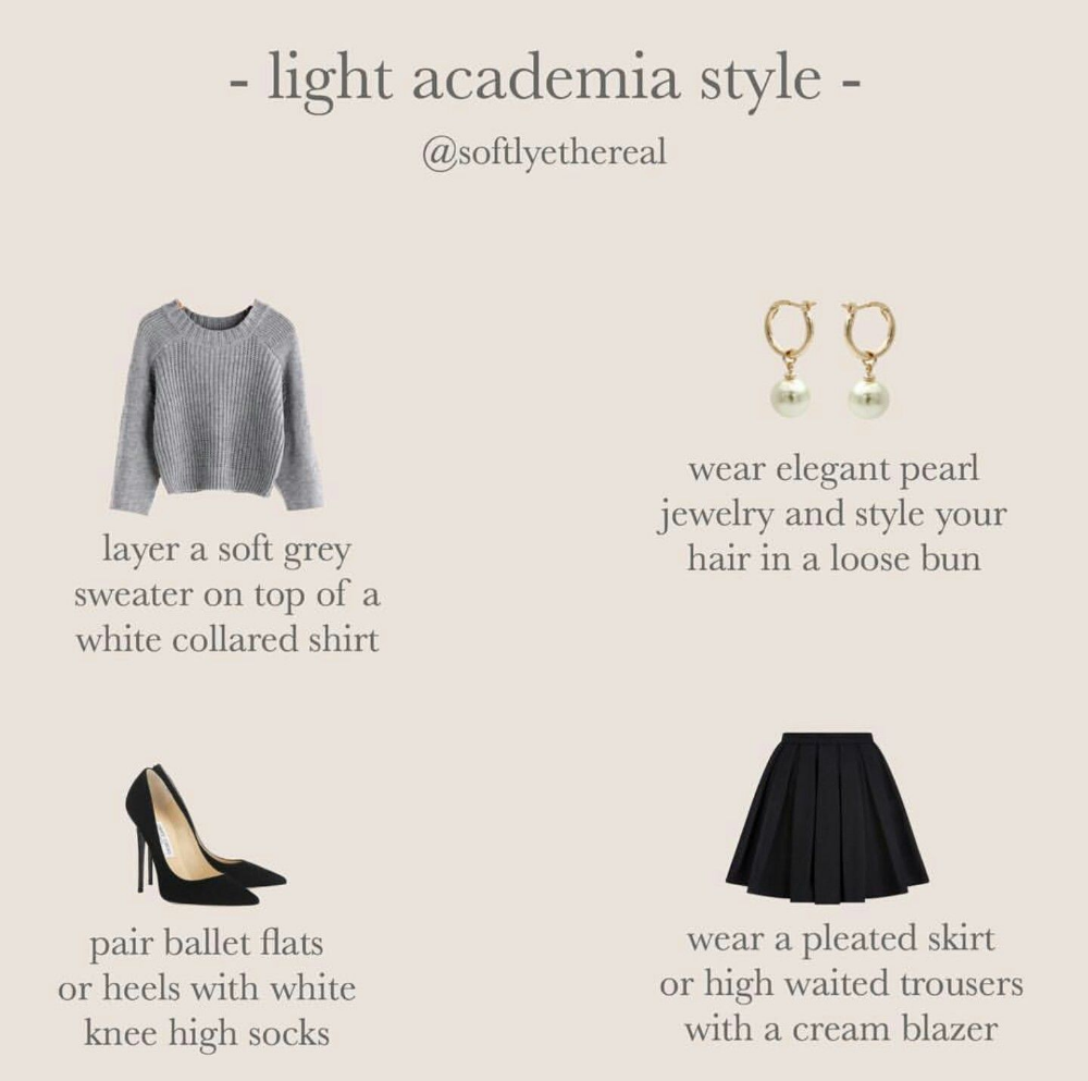 Light Academia Google Search Aesthetic Fashion Classy Aesthetic Aesthetic Clothes