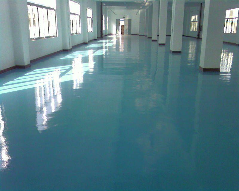 Industrial Epoxy Paint : Nashville industrial epoxy garage floor coatings