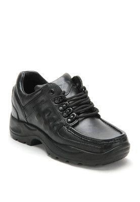 woodland black casual shoes,www