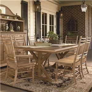 Shop For Group Settings Bolero Old World Round Dining Group By