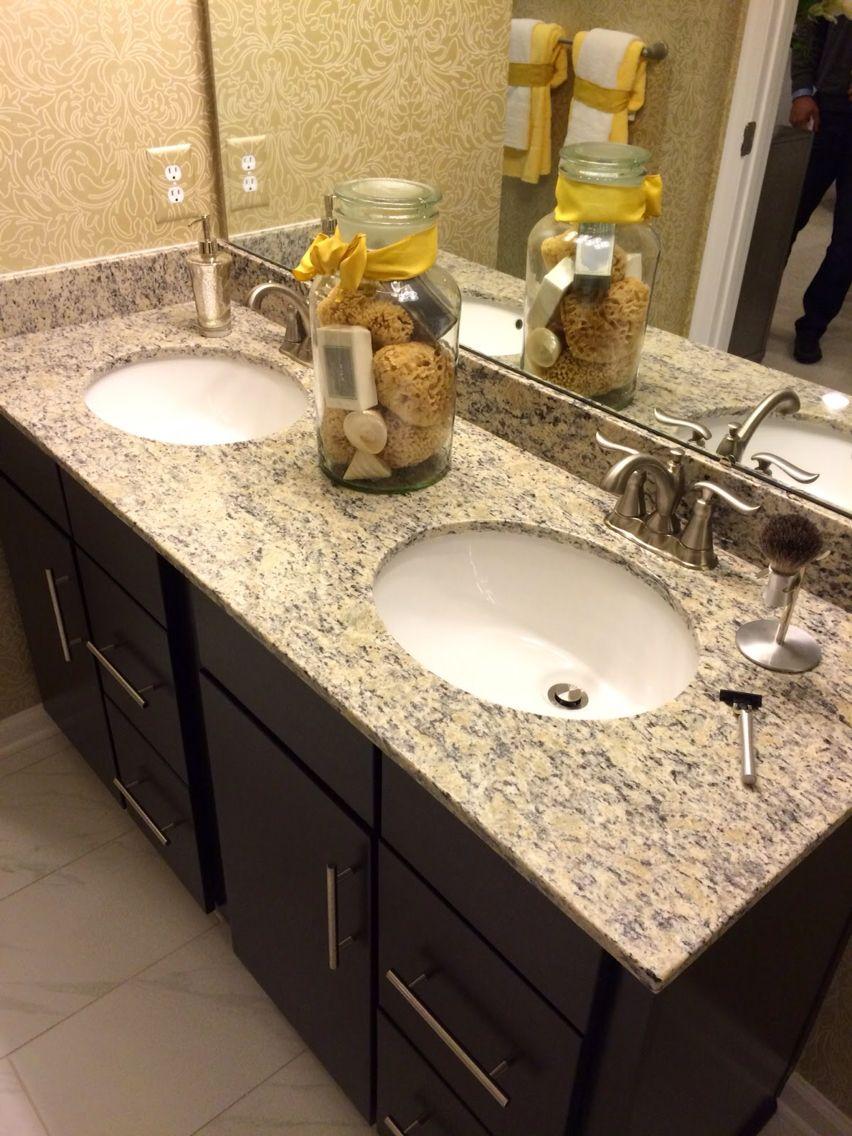 Santa Cecilia Light Granite Kitchen Santa Cecilia Light Granite Bathroom Inspiration Pinterest