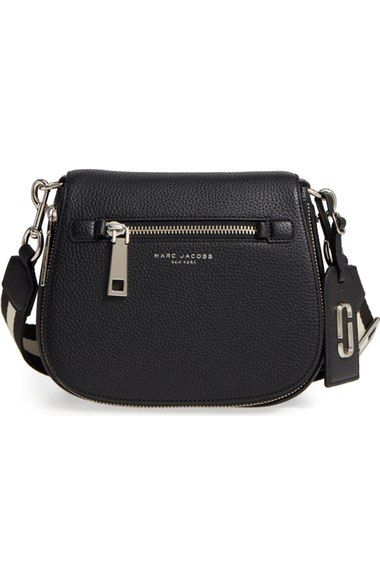 7f7f1143820a MARC JACOBS Small Nomad Gotham Leather Crossbody Bag.  marcjacobs  bags  shoulder  bags  leather  crossbody