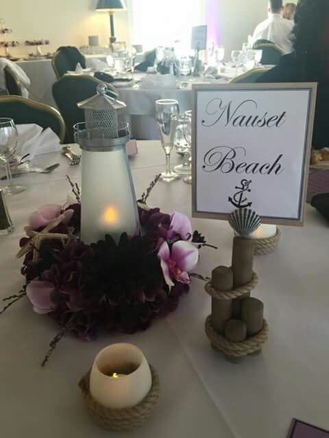 lighthouse centerpieces nautical wedding centerpieces beach centerpieces beach wedding tables wedding table decorations