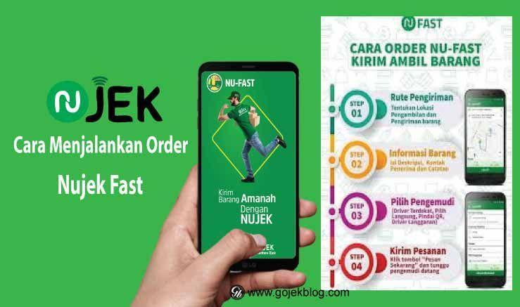 9 Cara Menjalankan Order Nujek Fast Nufast Terbaru 2020 Aplikasi Pelayan Membaca