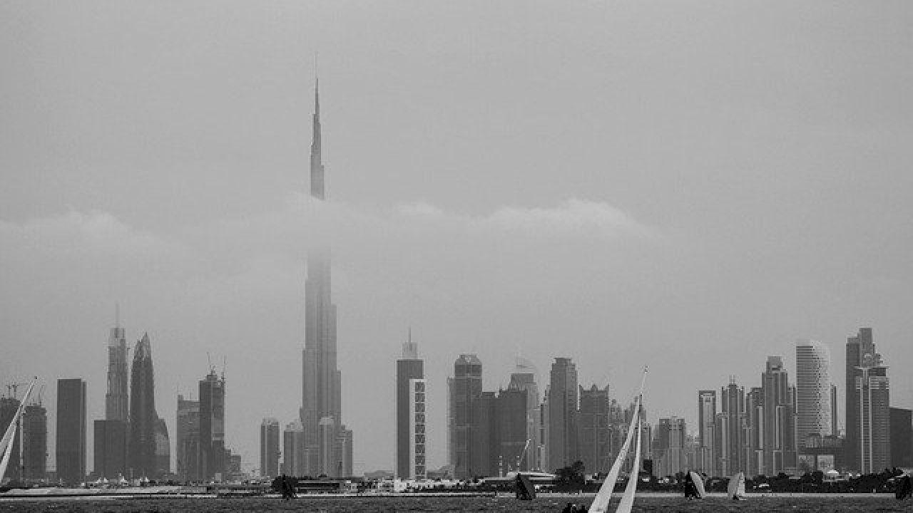 ما طول برج خليفة Burj Khalifa Skyline New York Skyline