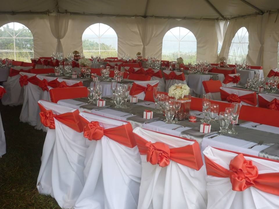 Sanojah S Weddings In A Box Cornwall House Cornwall House Barbados Wedding Coral Chair