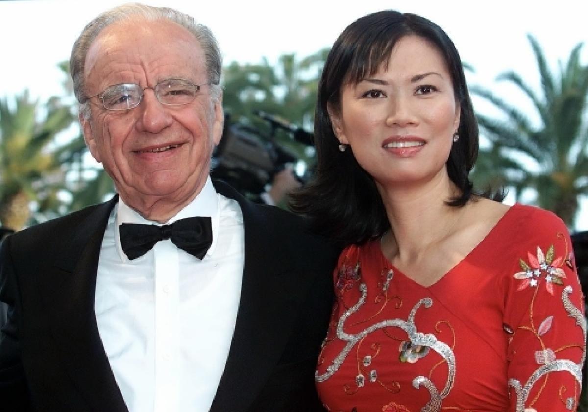 Rupert Murdoch Third Wife Call It Quits After 14 Years Sources Say Rupert Murdoch News Corp Rupert