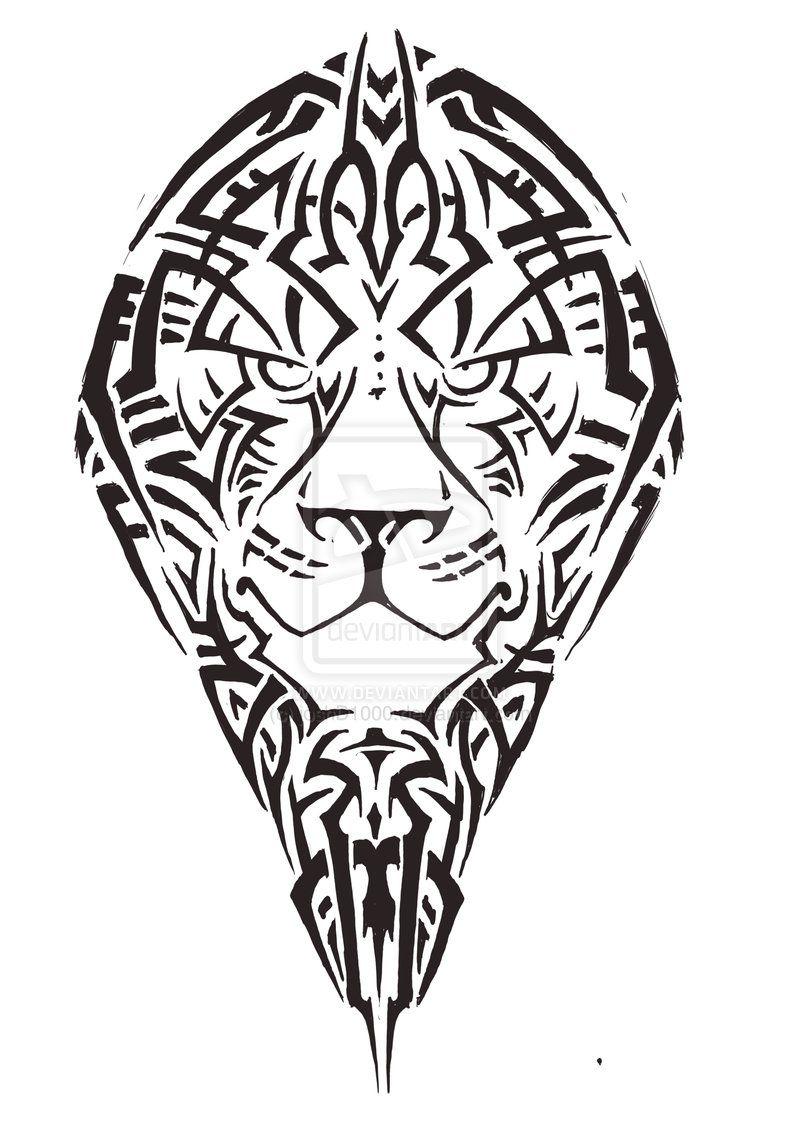 Lion Tattoo By JoshuaDunlop.deviantart.com On @deviantART