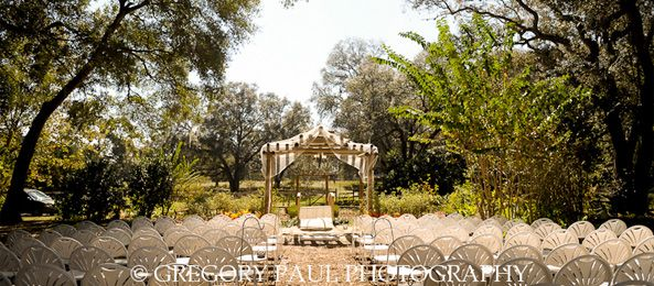About Harmony Gardens Outdoor Wedding Venue In Central