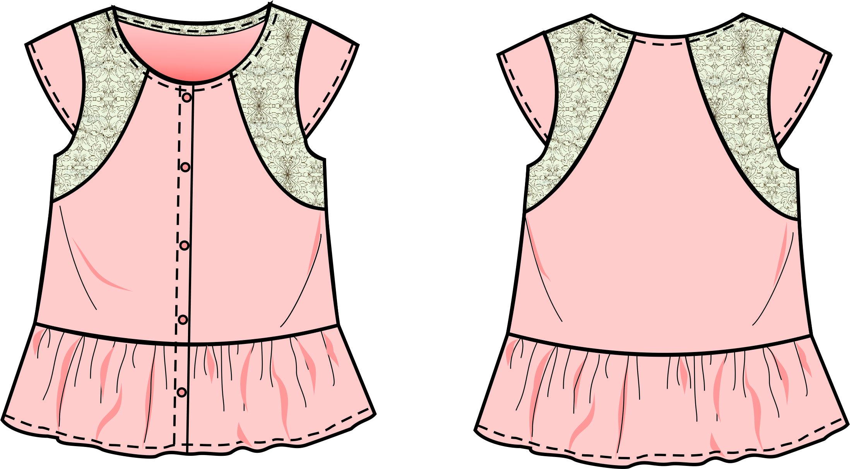 Blusa de senhora  REF.04 002