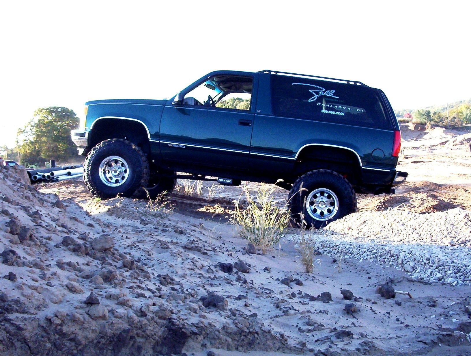 1995 Chevy Tahoe 2dr 4x4 Cool Rides Pinterest 4x4