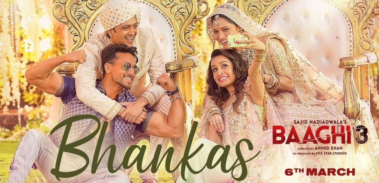 Bhankas Mp3 Song Download From Baaghi 3 Movie 2020 By Bappi Lahiri Dev Negi Jonita Gandhi In 2020 Mp3 Song Download Mp3 Song Hindi Video