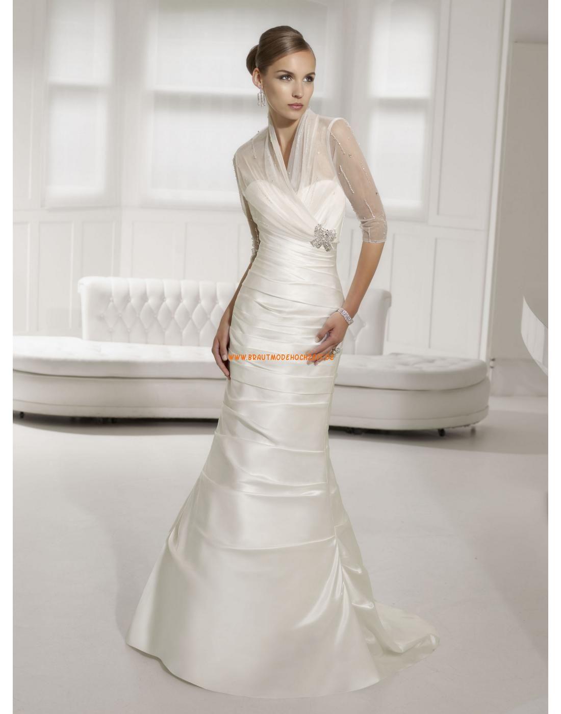 RONALD JOYCE INTERNATIONAL Unique Schicke Brautkleider aus Taft ...