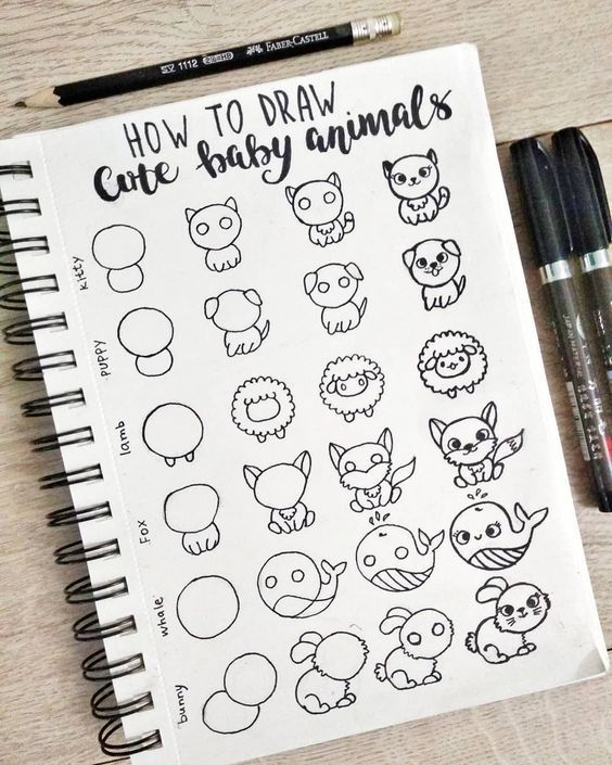 Photo of 30 Super Cute How To Doodles For Your Bullet Journal
